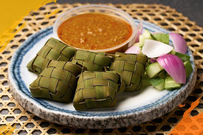 Ketupat (Cooked)