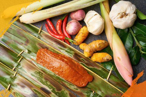 Fish Otah, Spicy  (Raw)